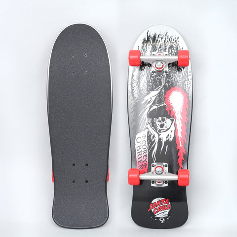 Santa Cruz O'Brien Reaper Mini Complete Cruiser Skateboard