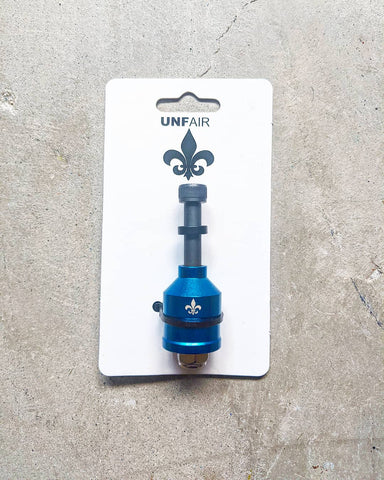 Unfair Scooter Peg Blue Single