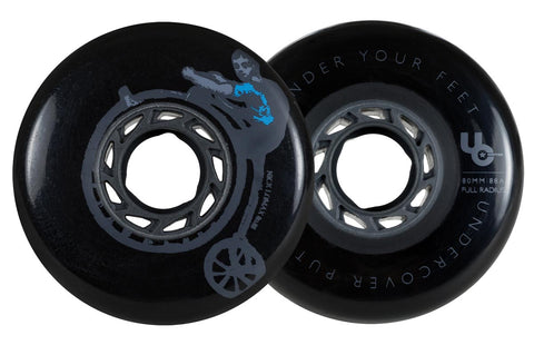UC Lomax Circus 80mm/88a Wheels 4 Pack