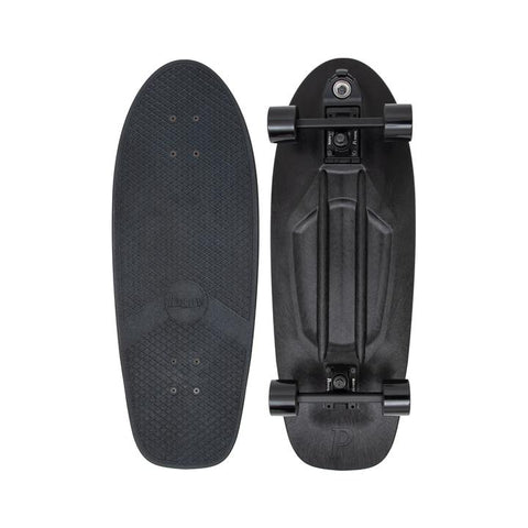 Penny Black Out Highline Surf 29.0 Skateboard Black