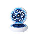 Sacrifice Peephole Scooter Wheel 110mm White/Blue