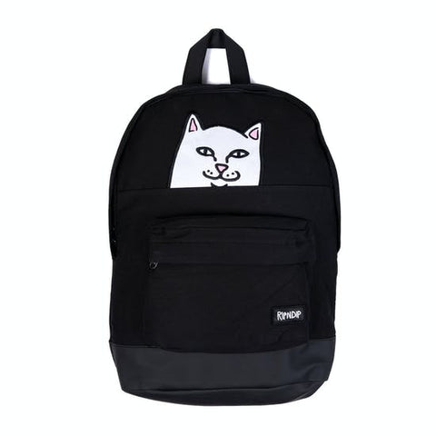 Lord Nermal Backpack Black