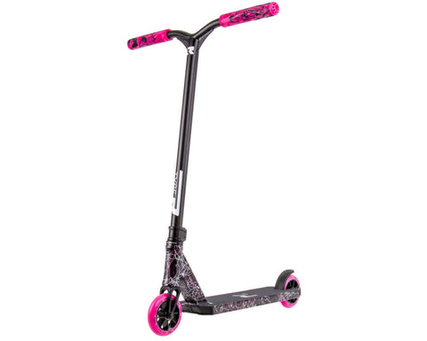 Root Industries Type R Complete Scooter Black/Pink/White