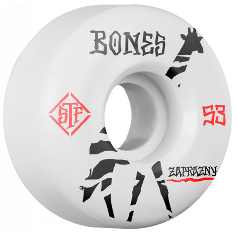 Bones STF V2 Zaprazny 53mm Skateboard Wheels
