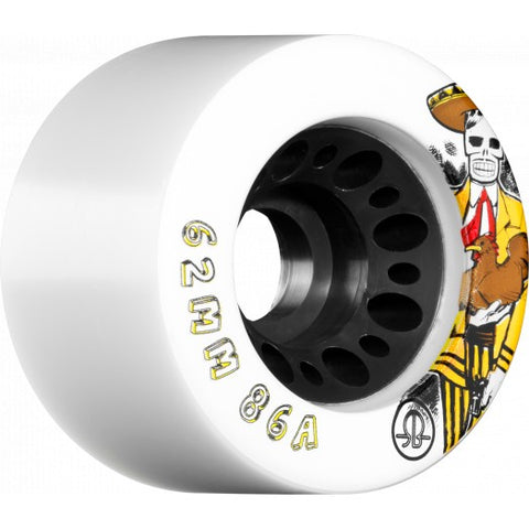 Rollerbones DOD Wheel 62mm 4 Pack