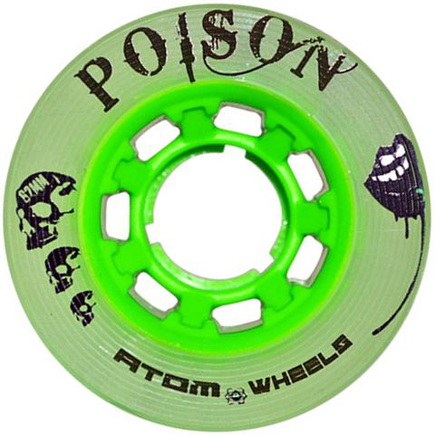 Atom Poison Wheel 62mm Set of 4