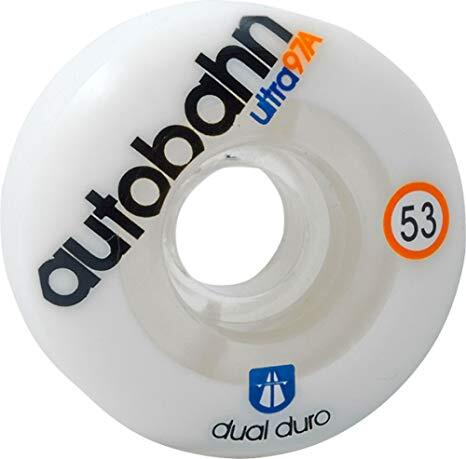Autobahn Dual Ultra Classic 53mm 97a Skateboard Wheels