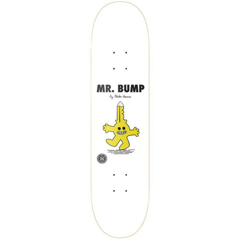 Parlay Mr Bump 8.5 Skateboard Deck