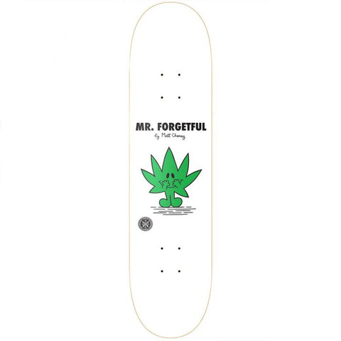 Parlay Mr Forgetful 8.5 Skateboard Deck