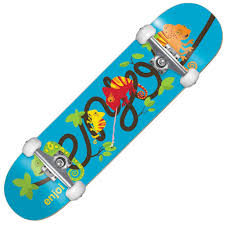 Enjoi Intertwined Youth 7.25 Complete Skateboard