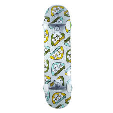 Alien Workshop Triad Grey 7.25 Mini Complete Skateboard