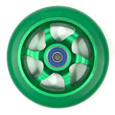 Flavor Awakening 110mm Scooter Wheel Green
