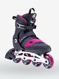 K2 Alexis 80 ALU Womans Black/Plum