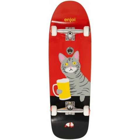 Enjoi Drinking Buddy 31 Cruiser Skateboard