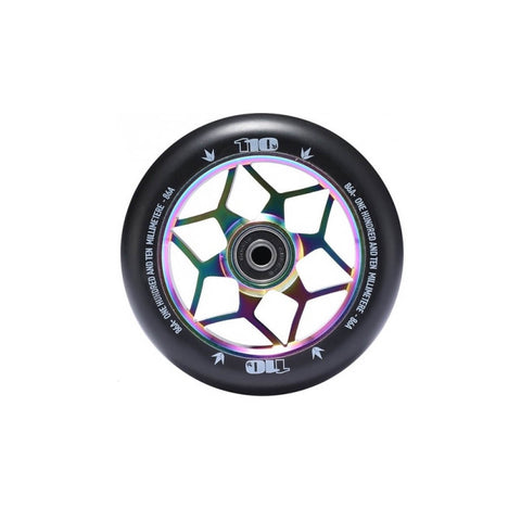 Envy 110 Diamond Wheel OilSlick/Blk