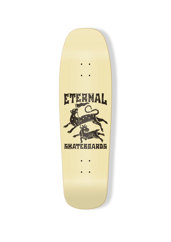 Eternal Cohesion Directional 9.25 Skateboard Deck