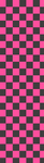 Vice Scooter Griptape Sheet Black/Pink Check