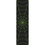 Fruity Griptape Sheet Green Spider Web