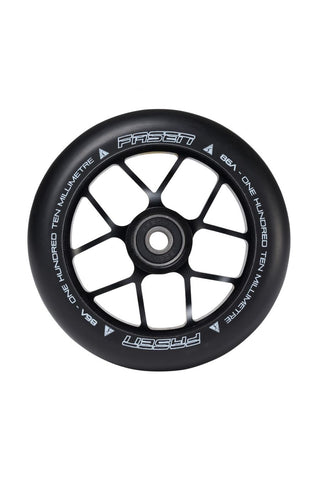Fasen Jet Black 110mm Scooter Wheel