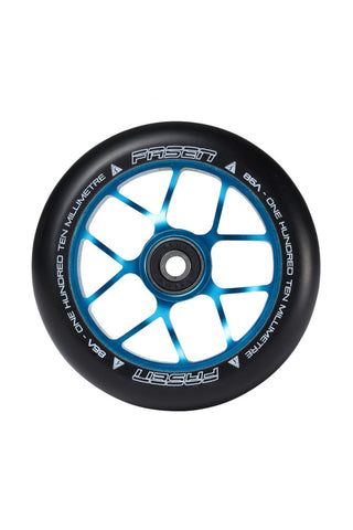 Fasen Jet Teal 110mm Scooter Wheel