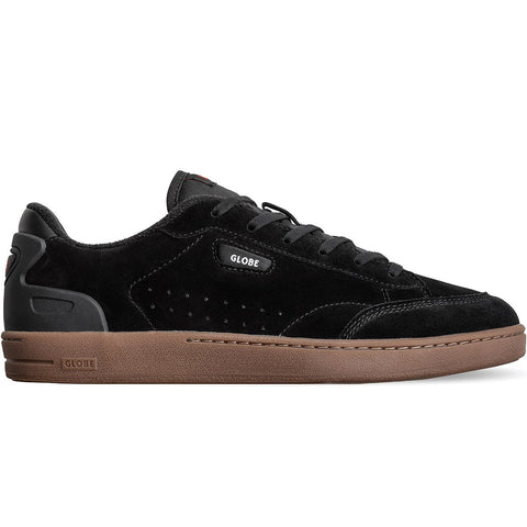 Globe Sygma Black/Gum Skateboard Shoes