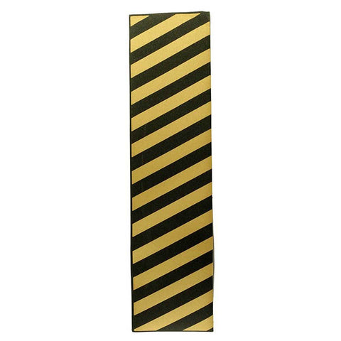 Vice Scooter Griptape Sheet Black/Gold Stripe