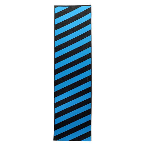 Urban Sk8r Skateboard Griptape Black/Blue Hazard