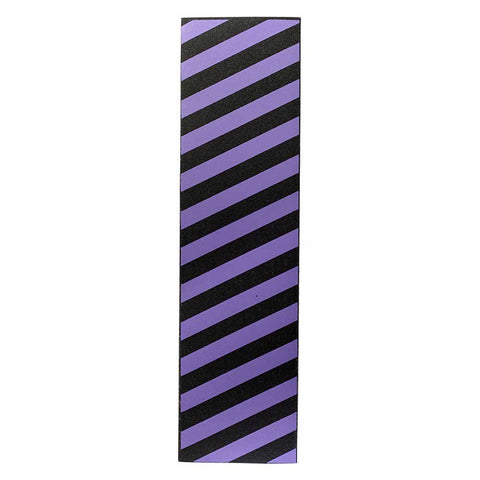 Urban Sk8r Skateboard Griptape Black/Purple Hazard