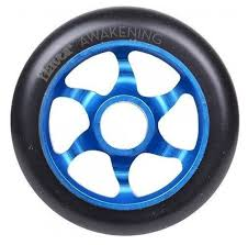 Flavor Awakening 110mm Scooter Wheel Black/Blue