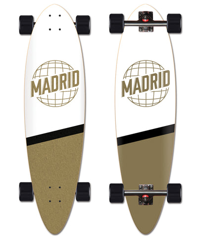 "Madrid Complete Blunt World 36.25"" x 9.5"""