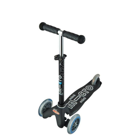 Micro Mini Deluxe Scooter Black