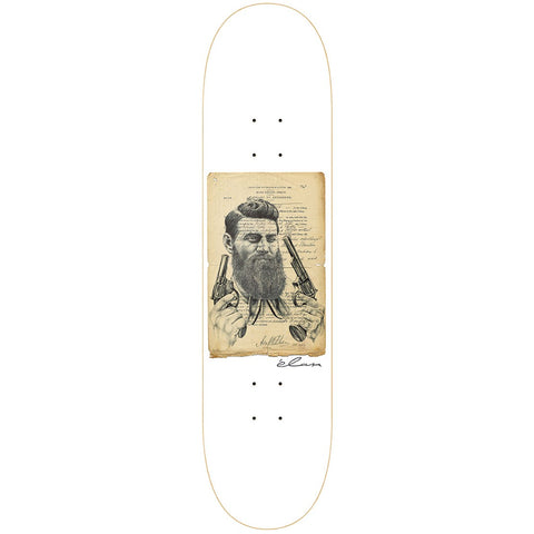 Elan Ned Kelly 8.5 Skateboard Deck