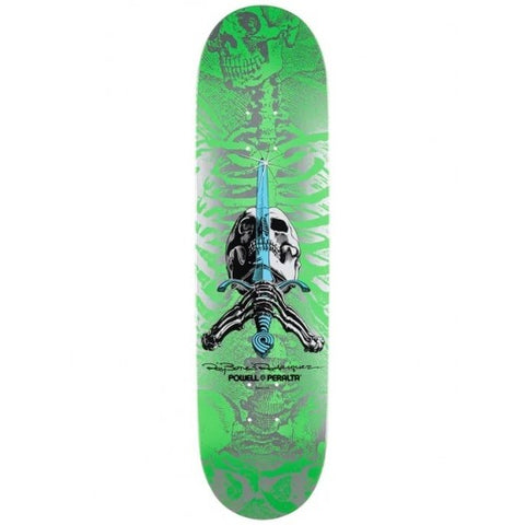 Powell Peralta Skull & Sword Deck 8.0""