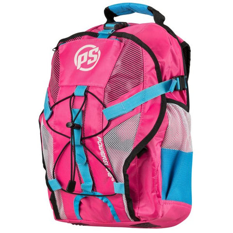 Powerslide Fitness Pink Backpack