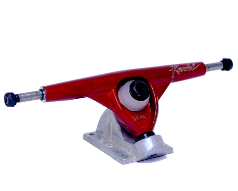 Randal R2 180mm/50º Red/Black Longboard Truck