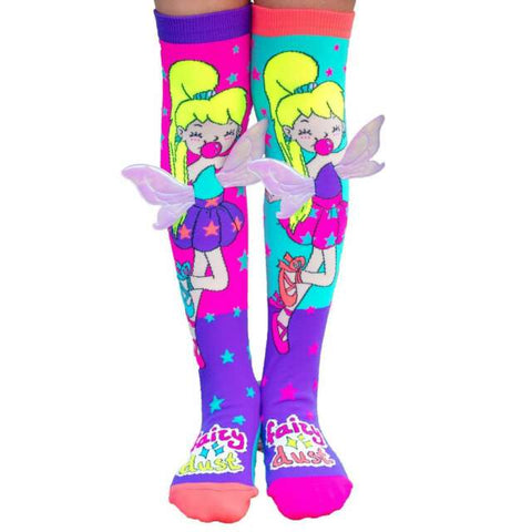 Madimia Fairy Dust Knee High Toddler Socks