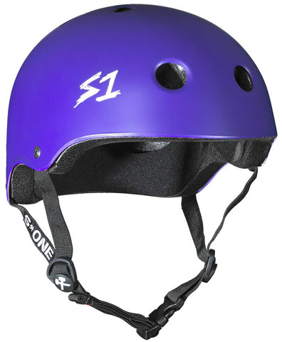 S-One Lifer Helmet Purple Matte