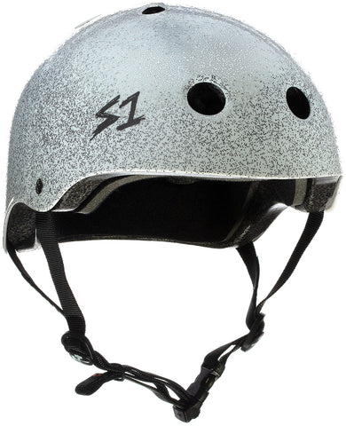 S-One Lifer Helmet White Glitter