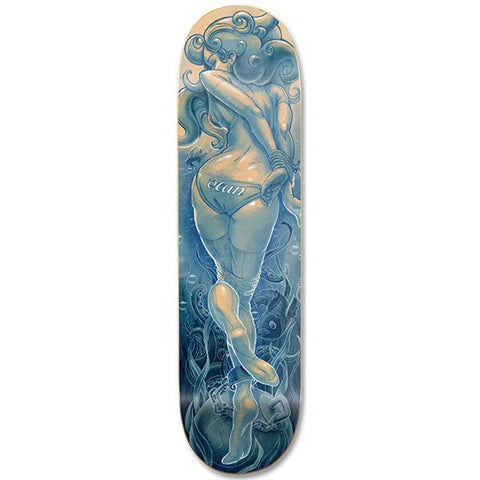 Elan Submerged 8.125 Skateboard Deck