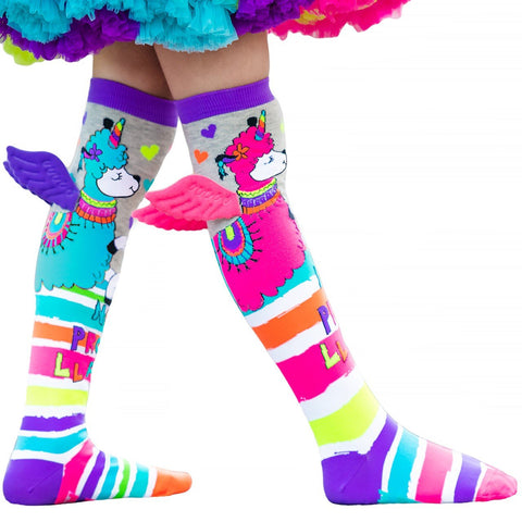 Madmia No Probllama's Knee High Socks Adult