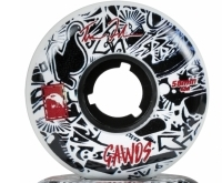 Gawds Wheels Franken 60mm/90a Flat Profile 4 Pack