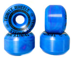 Trinity Wheels 54mm (100a) Blue/Purple Swirl Round