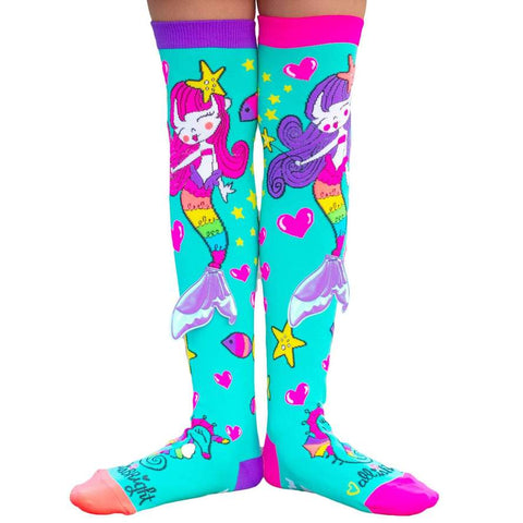 Madmia Under the Sea Knee High Socks Adult