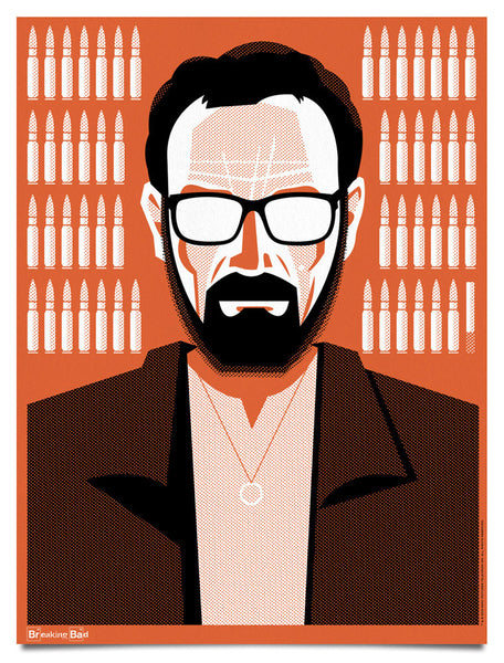 Breaking Bad [Red]- Mr. Lambert