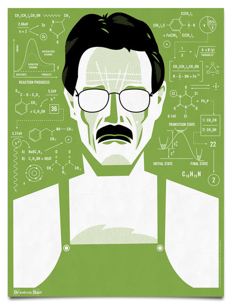 Breaking Bad [Green]- Mr. White