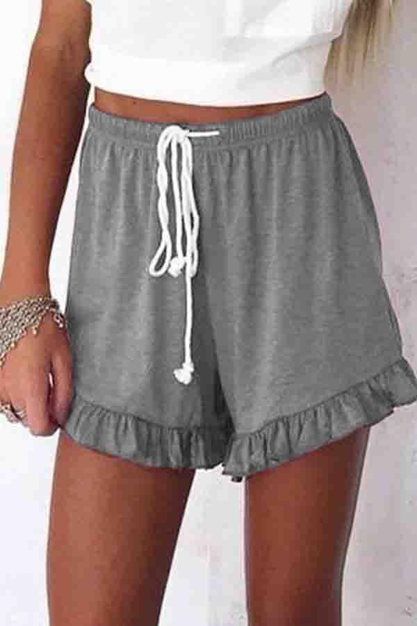 Plain Baggy Casual Wear Shorts