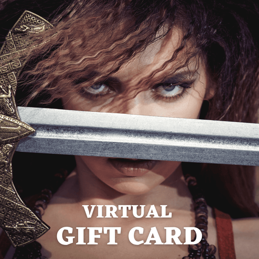 Miss Valkyrie Gift Card