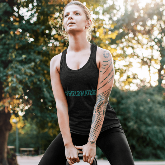 Shieldmaiden Tank Top