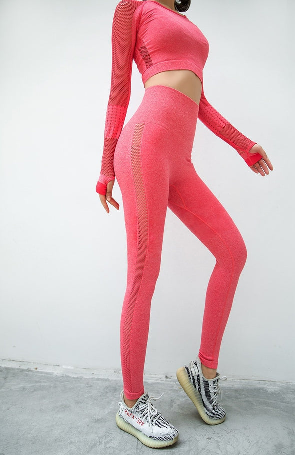 Osaka Seamless Compression Leggings