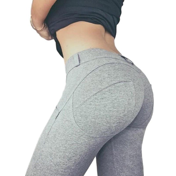 Siena Low-Waist Push Up Leggings